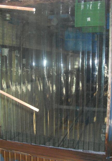 Anti Static Curtains : Anti static curtain fast shutter door shanghai in